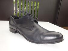 HUGO BOSS Original Damen Business Schuhe Leder Schwarz Italy Gr.40 f.Neuwertig