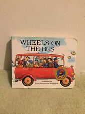 Wheels On The Bus by raffi HC