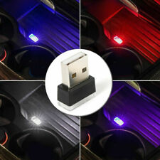 Mini USB LED Light 5Colors Light Lamp For Car Atmosphere Lamp Bright Decoration