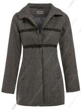 Manteaux, vestes et tenues de neige gris en laine mélangée pour fille de 2 à 16 ans