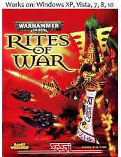 Warhammer 40,000: Rites of War PC Game 40k