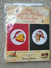 The Winnie the Pooh Collection  - Winnie the Pooh + Tigger Christmas Cards Kits