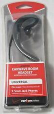 Jabra EarWave Boom (JAB-WAVCAE1) Silver/Black Universal Single Ear-Hook Headset