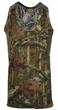 Mens Jungle Print Camouflage Army Combat Sleeveless Vest Fishing Hunting S-XXL
