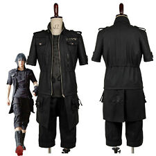 Final Fantasy FF15 XV Noctis Lucis Caelum Noct Suit Costume Shirt Cosplay Outfit