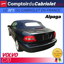 Capote Volvo C70 cabriolet - Alpaga Twillfast®