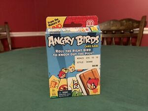 Angry Birds Card Game Complete New