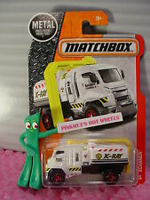 2016 MATCHBOX #45 XCANNER☆White/Yellow;Red;X-RAY;Security☆Heroic Rescue☆Case J