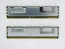 16gb Kit 2x8gb Estación de Trabajo Dell Precision 690 T5400 T7400 Memoria RAM