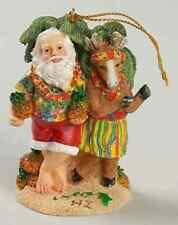 Slavic Treasures State Santa Ornaments Hawaii 6456550
