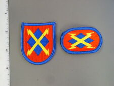 1992 early 35th Signal Brigade (Airborne) IOH sample F&O used in B. Stein's book