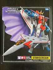 Transformers Masterpiece Takara MP-11 STARSCREAM Authentic