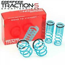 Godspeed Traction S Performance Lowering Springs For Honda Accord 13 New Fits 2013 Honda Accord