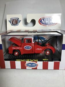 M2 Machines NHRA 1956 Ford F-100 Tow Truck