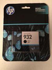 HP Officejet 932 Black Ink Cartridge Exp 10-16