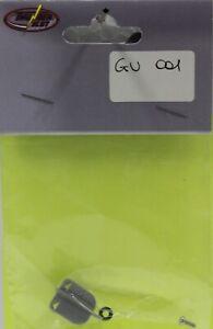THUNDER SLOT GU001 GUIDE FLAG WITH SCREW NEW 1/32 SLOT PART