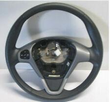 Ford Fiesta VI Lenkrad ohne SRS Modul mit Radiobedienschalter