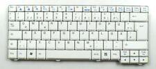 QWERTZ DE Notebook Tastatur weiss deutsch GERMAN WHITE V020967 für LG Z1 NEU