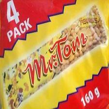 M. Tom d'arachide Bars 4 Pack 160g
