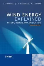 Wind Energy Explained: Theory, Design and Application