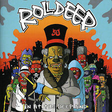 Roll Deep - In At The Deep End - Roll Deep CD Disc Only!!!!