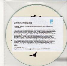 (ED569) Club Smith, The Green Room - 2013 DJ CD
