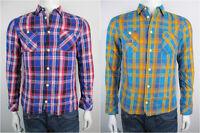 Diesel & Co Herren Hemd Shirt Overhemd Camicia Sporta Kariert Neu