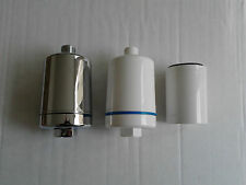 multi listing  inline shower water filter