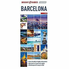 Insight Guides: Flexi Map Barcelona (Insight Flexi Maps), Insight Guides, New Bo