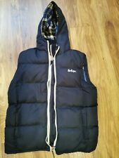 Lee Cooper Mens Padded Body warmer Size L
