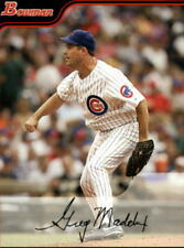2006 Bowman Baseball #66 Greg Maddux Chicago Cubs