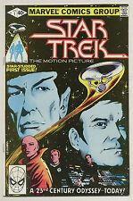 Star Trek #1 (Apr 1980, Marvel) Marv Wolfman Dave Cockrum Klaus Janson -k