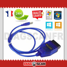 KKL USB COM pour vehicules VAG VW AUDI SEAT SKODA compatible avec VCDS Lite 409