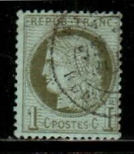 France Scott 50 Used (Catalog Value $24.00)