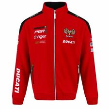 Official PBM DUCATI Be Wiser Fleece jacket  BNWT 100% authentic