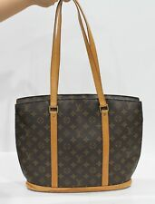 Used Authentic Louis Vuitton LV Bag Monogram Babylone