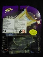 "LEGENDS OF STAR TREK 3 ""ROMULAN BIRD-SERIES DE PREY (ocultos)"" Figurine (RC2)"