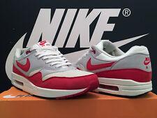 Vintage 2013 Nike Air Max 1 og UK10 EU45 Rojo 87 I SC Hoa 90 BW 180 93 95 97 Tn Raro