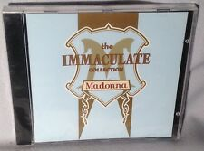 CD MADONNA The Immaculate Collection (COLUMBIA RECORD CLUB) NEW MINT SEALED