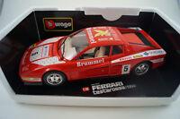 Bburago Burago Modellauto 1:18 Ferrari Testarossa 1984 Brummel  #3019 *in OVP*
