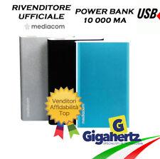 M-pb100pn Mediacom Powerbank 10000ah Nero Pol