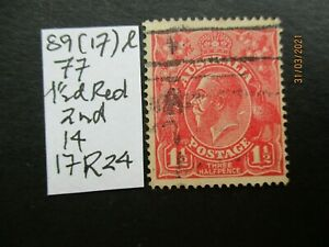 World Stamps: KGV Variety - USED - MIXED ITEMS - Great Item, Must Have! (Z10728)