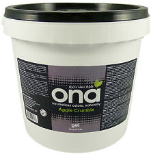 Ona Apple Crumble 4L Tub - Odour Neutralizer - Professional Odour Control