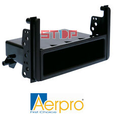 TOYOTA HILUX 2005+ SINGLE-DIN POCKET + SIDE TRIMS facia fascia kit adaptor panel