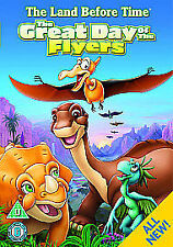 The Land Before Time 12 - The Great Day of the Flyers DVD (2011)