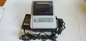 SATO USB Direct Thermal Label Printer CG412DT-IEEE1284  TESTED