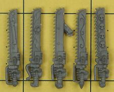 Warhammer 40K Space Marines Vanguard Squad Chainswords