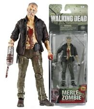 McFarlane The Walking Dead MERLE ZOMBIE w bayonet hand TV Series 5 new mint AMC