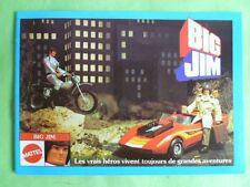 Big Jim - Catalogue Mattel France 1980