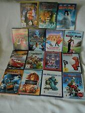 DVD  Kinder-Filme, Konvolut, Sammlung, 15 Stück
